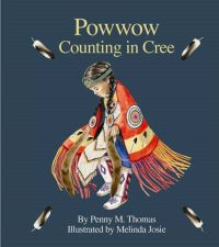 Powwow Counting in Cree Book Cover
